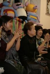 Выставка японских кружевниц